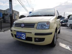 フィアット ニューパンダ ベースグレード CD ETC タイヤ交換 外装色あせなし 63300キロ タイミングベルト交換