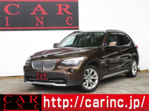 BMW BMW X1 xDrive 25i HDDナビ バックカメラ ETC
