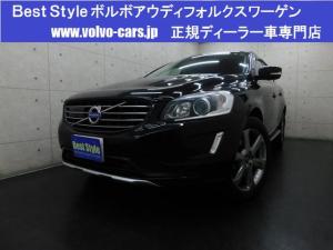 ボルボ XC60 T6AWDSEセーフティpkg 黒革 1オナ 2014モデル
