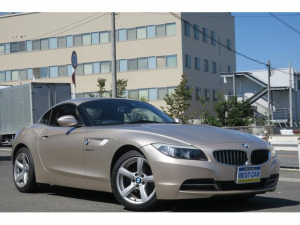 iBMW BMW Z4 sDrive23i HDDナビ ETC パドルシフト