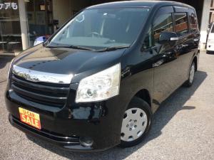 トヨタ ノア X Lセレクション 両側パワスラ 純正HDDナビ 1年保証付