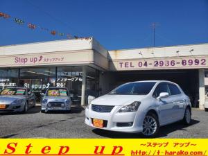 トヨタ ブレイド ベースグレード 純正HDDナビ Pスタート 1年保証付き