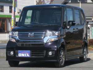 ホンダ N-BOX+カスタム G・Aパッケージ 左側パワスラ ワンオーナー