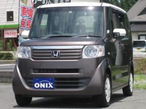 ホンダ N-BOX+ 2トーンカラースタイル G・Lパッケージ 両側パワスラ 禁煙車