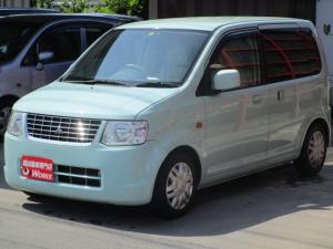 三菱 eKワゴン GS 左電動スライドドア キーレス CDオーディオ