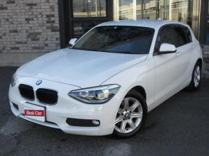 BMW 1シリーズ 116i 純正HDDナビTV Bカメラ 本革シート コンフォートアクセス 純正AW ETC