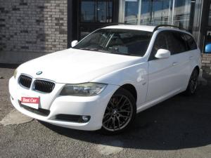 BMW 3シリーズ 320iツーリング スタイルエッセンス LCIモデル 社外HDDナビ AUX コンフォートアクセス 社外17インチアルミ