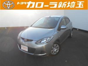 マツダ デミオ 13C-V デュアルエアバッグ ABS CD ETC