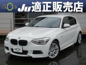 BMW 1シリーズ 116i Mスポーツ HDDナビ エアロ ワンオーナー