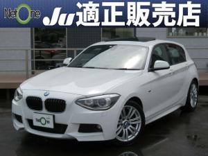 BMW 1シリーズ 116i Mスポーツ HDDナビ サンルーフ フルエアロ