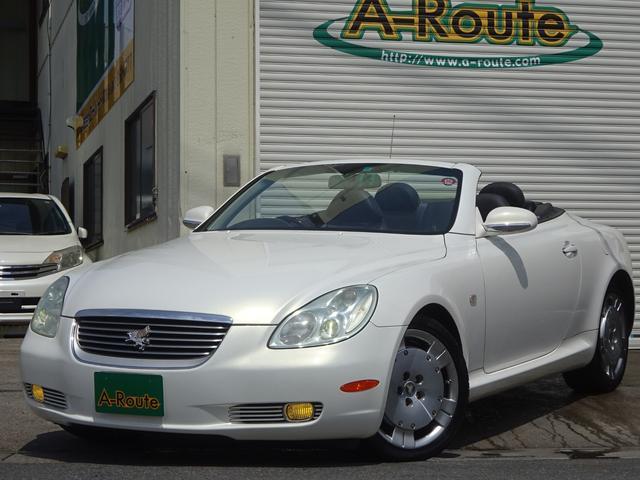 本年度自動車税込価格☆人気のマークレビンソン音響♪ 色褪せないデザインが人気の40系ソアラ♪綺麗なパールホワイトです☆