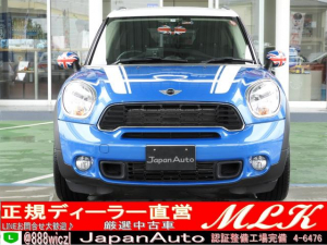 MINI クーパーS クロスオーバー 6MT 1オーナー HID