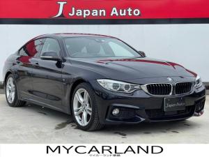 BMW 4シリーズ 420iグランクーペ Mスポーツ インテリジェントセーフティ アダプティブ・クルーズ・コントロール 純正ナビ バックカメラ パワーバックドア