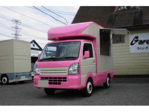 スズキ キャリイトラック 移動販売車 キッチンカー