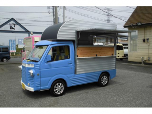 スズキ キャリイトラック 移動販売車 キッチンカー ケータリング