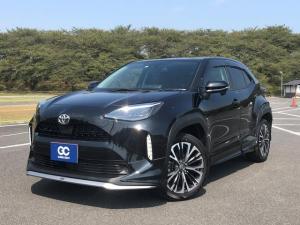 トヨタ ヤリスクロス Z Toyota Safety Sense レーダークルーズ プリクラ BSM MODELLISTAフルエアロ 純正18inchAW SDナビ・Bカメラ Bluetooth 禁煙車 走行テスト・動作確認済