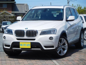 BMW X3 xDrive 35i 全国保証 SR 黒革Pシート・ヒーター