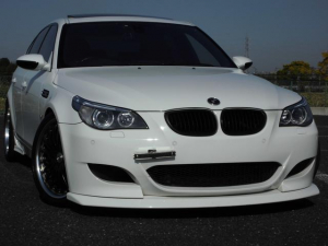 BMW M5 M5 本革 SR 車高調 マフラー 20AW