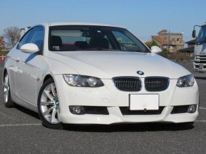 BMW 3シリーズ 335i 本革 車高調 エアロ 高圧ポンプ交換済み