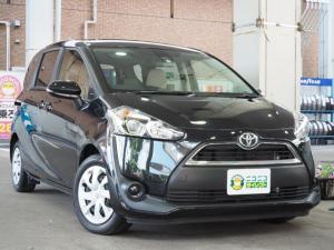 トヨタ シエンタ X ナビ・ETC・バックモニタ・電動スライドドア・スマートキー・トヨタセーフティセンス・Bluetooth