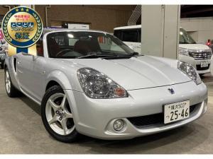 トヨタ MR-S Sエディション 走行3万キロ台 マニュアル6速 ナビ ETC 車検2年お付けしての総額表示です