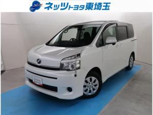 トヨタ ヴォクシー X Lエディション 8人乗り ナビ バックモニター ETC