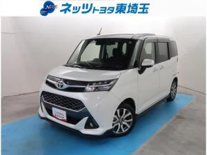 トヨタ タンク カスタムG-T サポカー SDナビ フルセグTV 全周囲カメラ ETC
