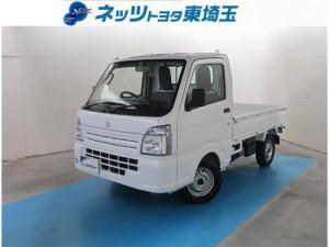 スズキ キャリイトラック KCエアコン・パワステ AM/FMチューナー 5MT車 4WD