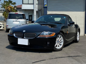 BMW Z4 2.2i 純正AW・電動OP動作OK・ETC