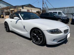 BMW Z4 2.2i HDDナビ ナビ ETC