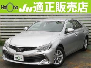 トヨタ マークX 250G 現行型トヨタセーフティ純ナビBモニPシート