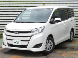 トヨタ ノア Xトヨタセーフティ純ナビ地デジBモニ両電