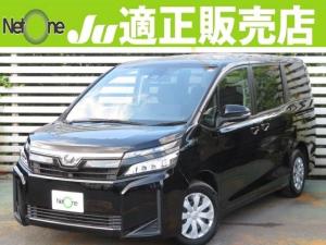 トヨタ ヴォクシー X 現行型トヨタセーフティ電スラLEDライト