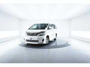トヨタ ヴェルファイア 3.5V Lエディション サンルーフ 本革 両側電動