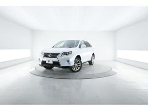 レクサス RX RX450h バージョンL エアサスペンション 4WD ムーンルーフ Rエンタテイメントシステム