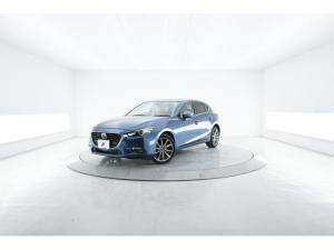 マツダ アクセラスポーツ 15XD Lパッケージ 白本革 BOSEサウンド LED 衝突軽減ブレーキ1715000