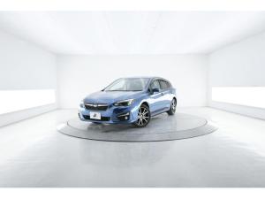 スバル インプレッサスポーツ 2.0i-Lアイサイト セイフティプラス サイドビュー LEDヘッド