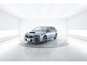 スバル レヴォーグ 2.0GT-Sアイサイト 4WD アルカンハーフレザ 専用ビルトインナビLED