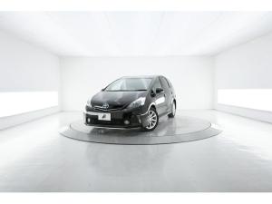 トヨタ プリウスアルファ Sツーリングセレクション モデリスタ バックカメラ LED 純正HDDナビ