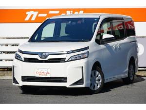 トヨタ ヴォクシー X 除菌済み 社外フルセグメモリーナビ ドライブレコーダー ETC 電動スライドドア キーレスエントリー
