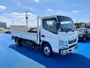 三菱ふそう キャンター  オートマ/最大積載量2000kg/車両総重量4995kg/