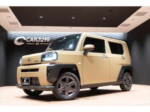 ダイハツ タフト Gターボ スカイフィールトップ スマートアシスト 全車速追従機能付ACCアダプティブクルーズコントロール LEDヘッドライト・フォグライト 障害物センサ- シートヒーター 電動パーキングブレーキ 4WD ターボ
