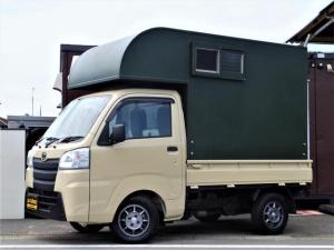 ダイハツ ハイゼットトラック スタンダード AK GARAGE CAMPINGSTYLE CAR ENKEI12インチアルミホイール 新品TOYOオープンカントリータイヤ ETC バックカメラ