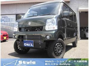 スズキ エブリイ 4WDジョインターボ AxStyleコンプリート 5MT