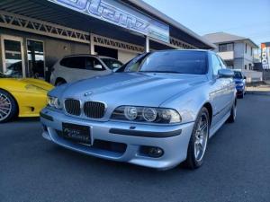 BMW M5 M5 4.9 黒革シート