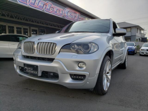 BMW X5 4.8i Mスポーツパッケージ 4WD 左H パノラマサンルーフ