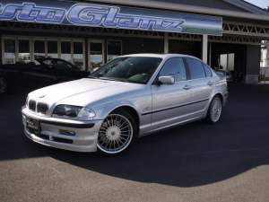 BMWアルピナ B3 3.3リムジン