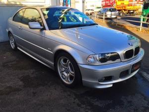 BMW 3シリーズ 318Ci Mスポーツパッケージ DVDナビ サンルーフ