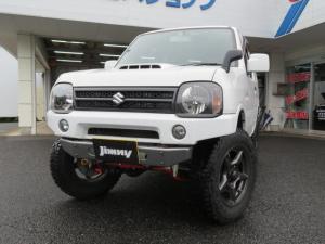 スズキ ジムニー XG 9型 XG アピオコンプリートTS4 車検令和3年6月まで MT車 マフラー アルミ 背面レス