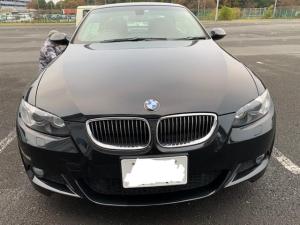 BMW 3シリーズ 335iカブリオレ 皮シート、電動オープンルーフ、プッシュスタート